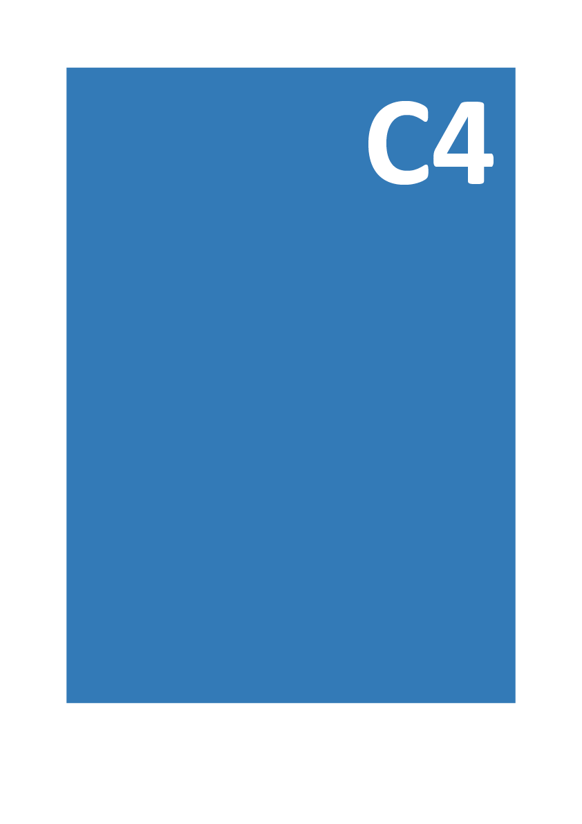 C4 envelop